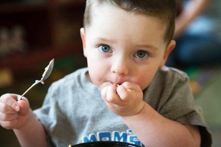 نکات جالب در تغذیه کودکان