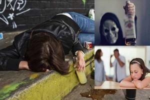 پژوهشهای زیادی در رابطه با مصرف الکل  در بین مجرمان صورت گرفته است که همگی حاکی از وجود یک نوع ارتباط بین مصرف الکل و ایجاد زمینه در رفتارهای مجرمانه می باشد .