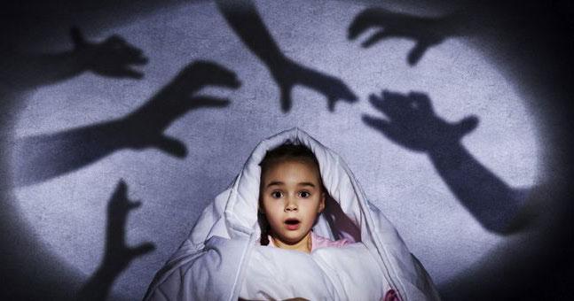ترس های شبانه و وحشت در خواب